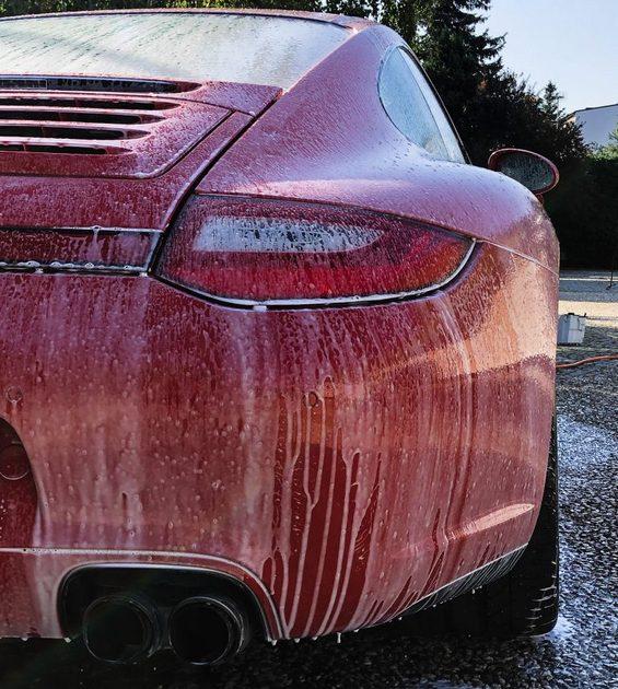 Mycie samochodów premium